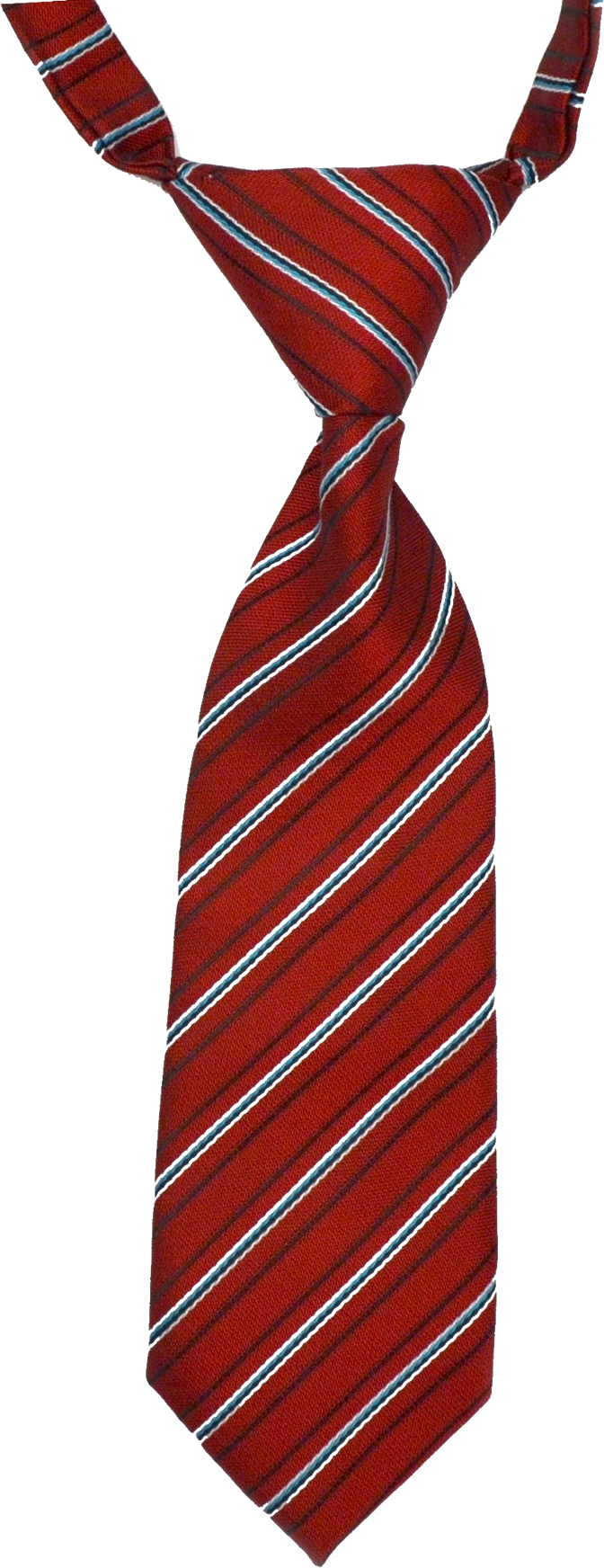 Red Strip Tie