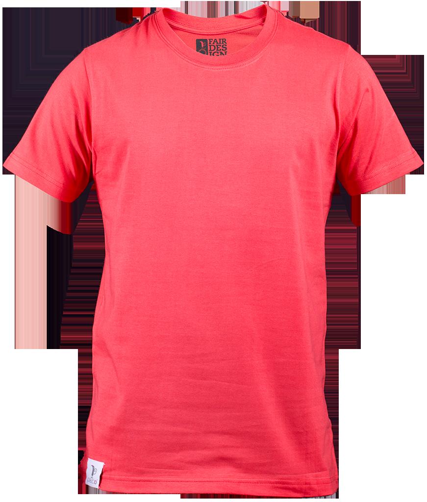 RedT-Shirt PNG Image