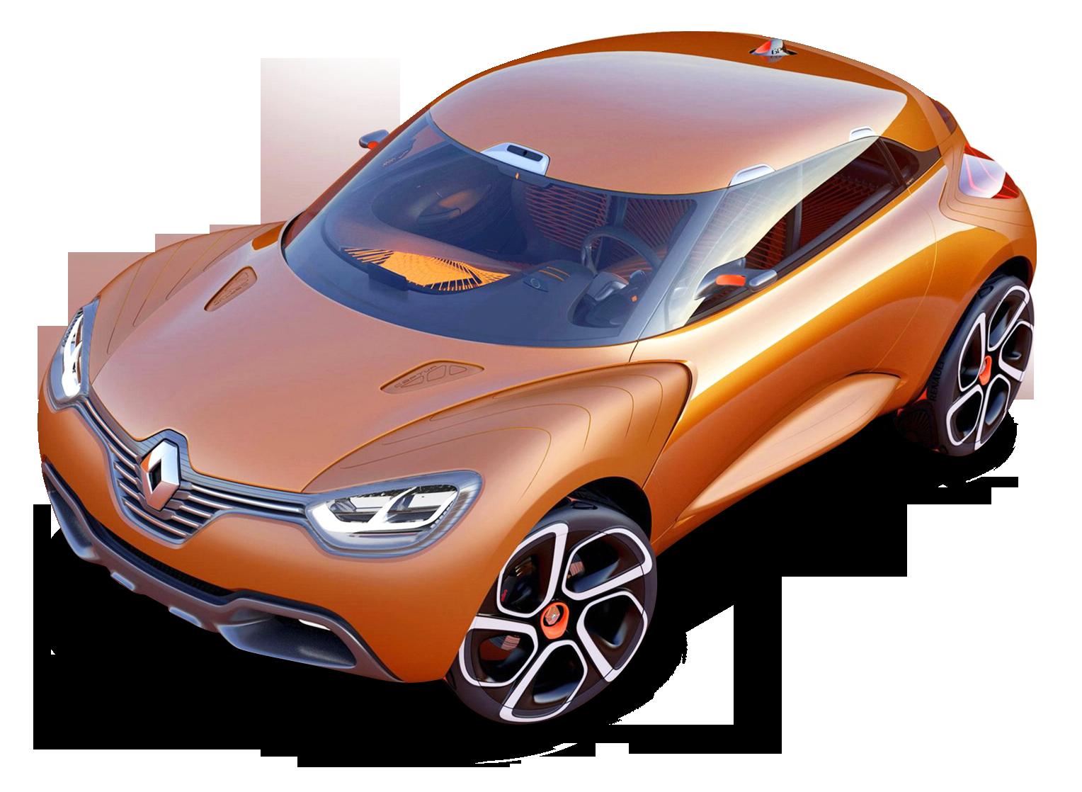 Renault Captur Concept Car