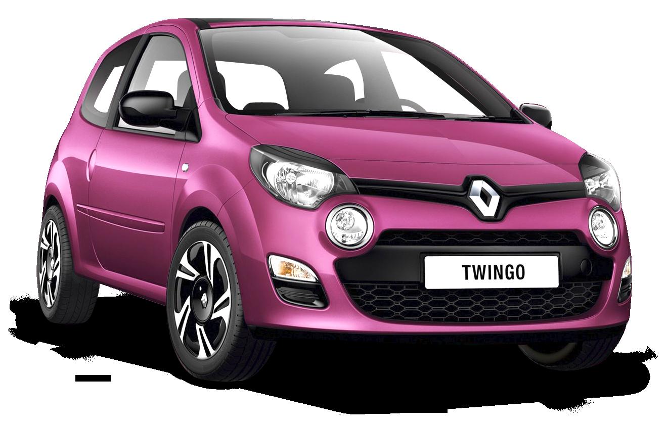 Renault Twingo Car PNG Image