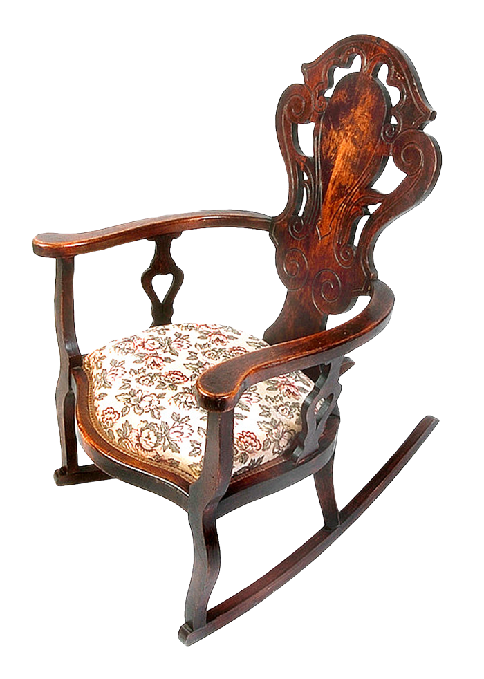 Rocking Chair PNG Image