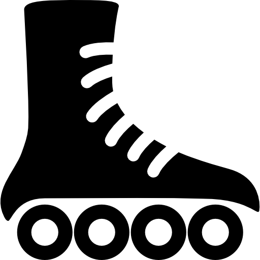 Roller Skates PNG Image