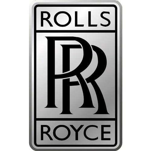 Rolls Royce Car Logo PNG Image