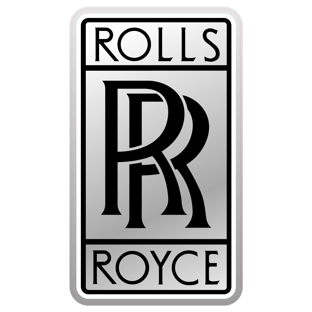 Rolls Royce Car Logo