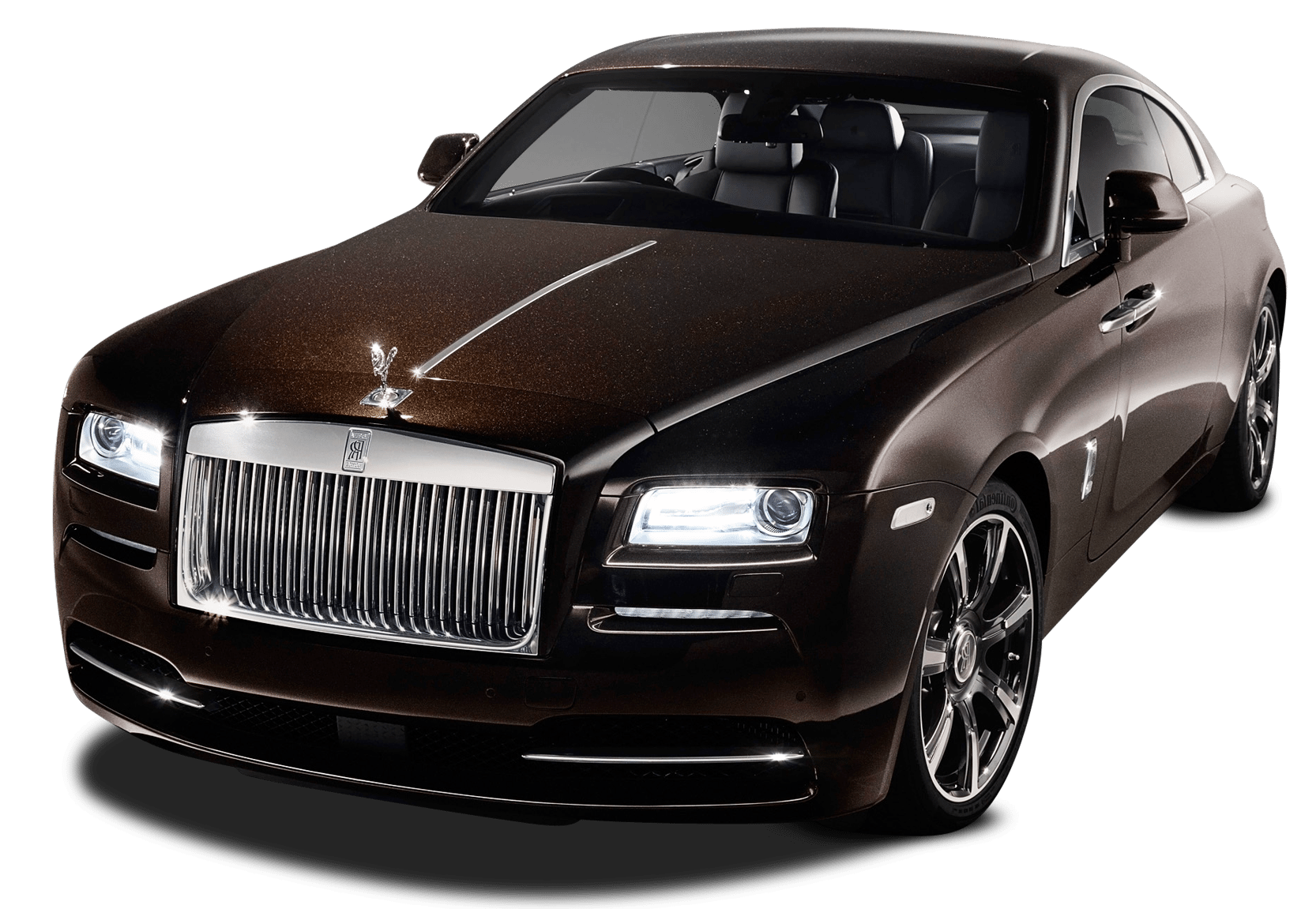 Rolls Royce Car PNG Image