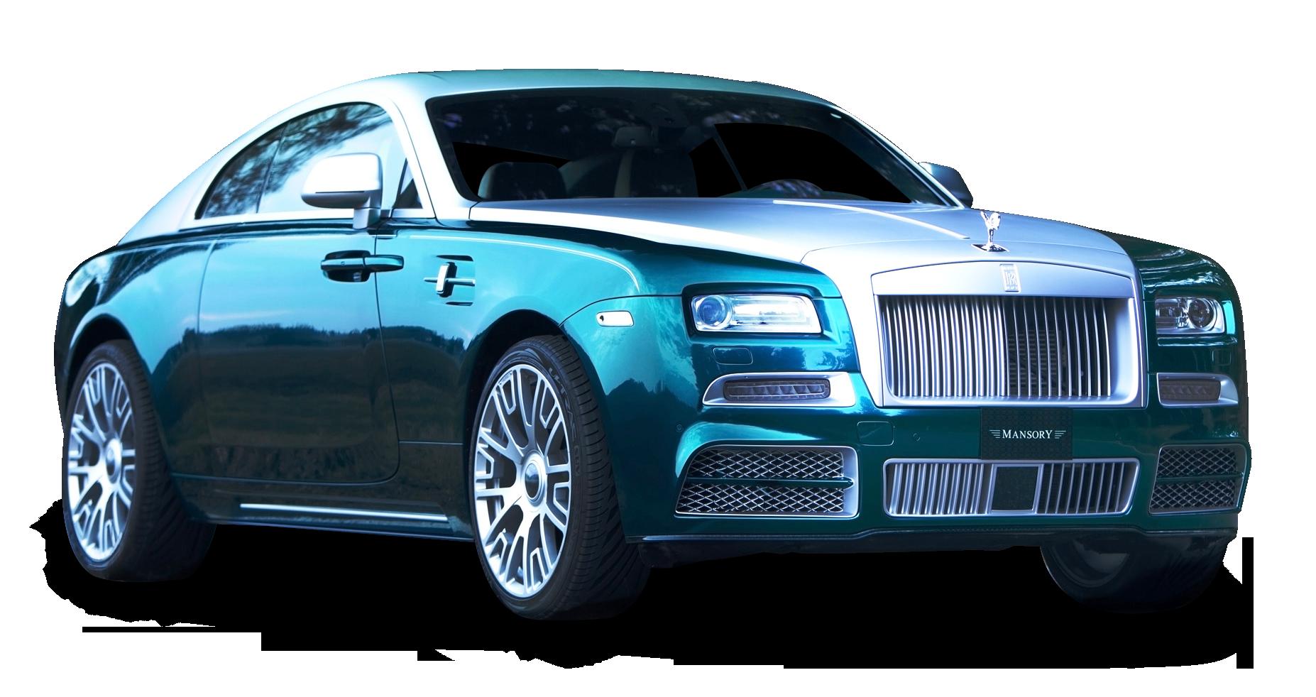 Rolls Royce Wraith Mansory Car