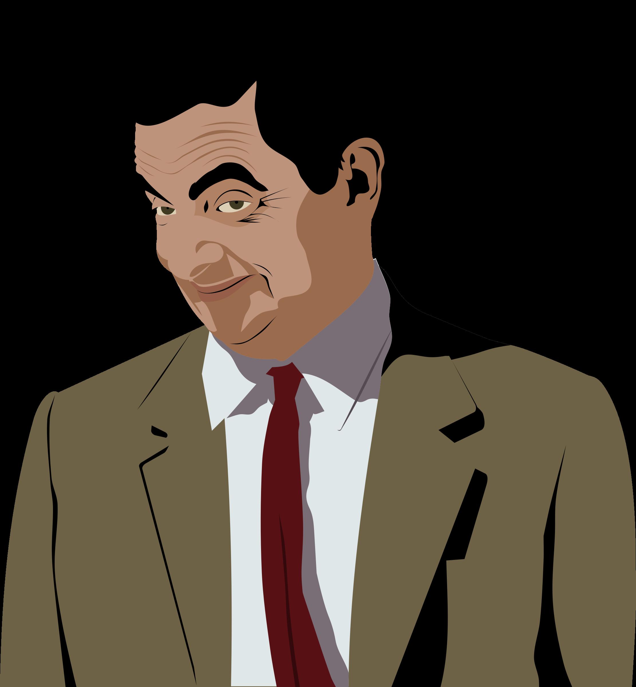 Rowan Atkinson PNG Image
