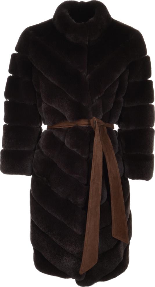 Sable Fur Jacket Monique