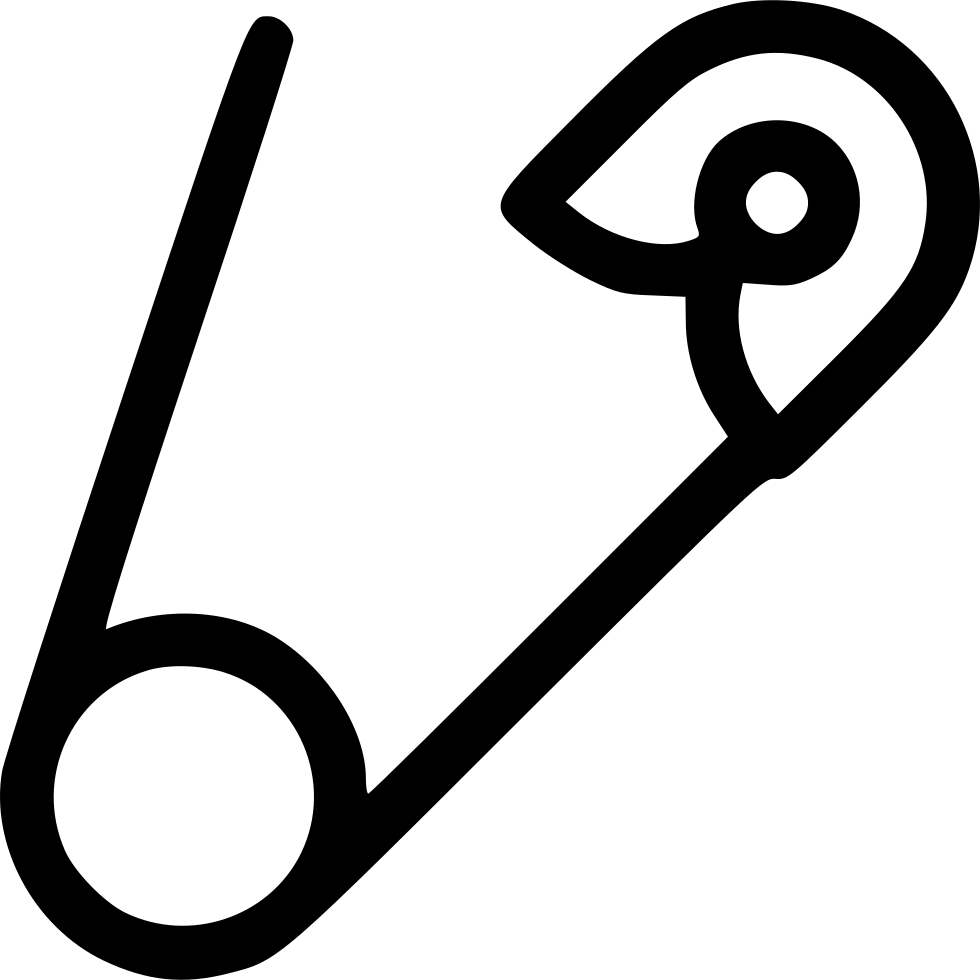 Safety Pin's PNG Image