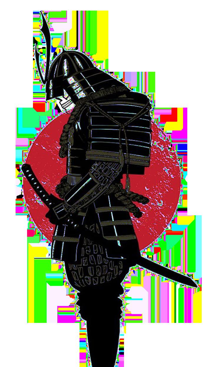Samurai PNG Image