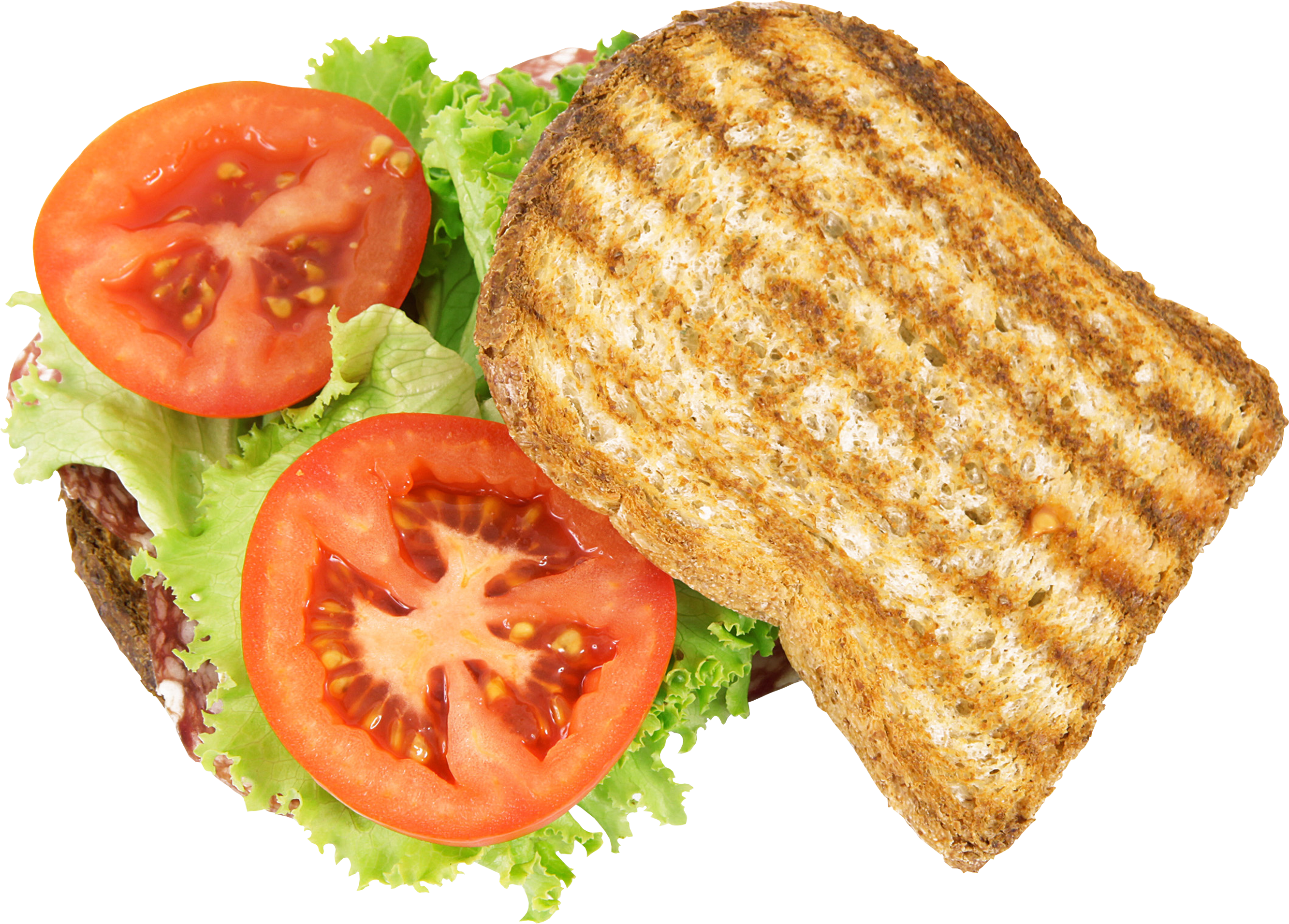 Sandwhich Toast Grilled PNG Image