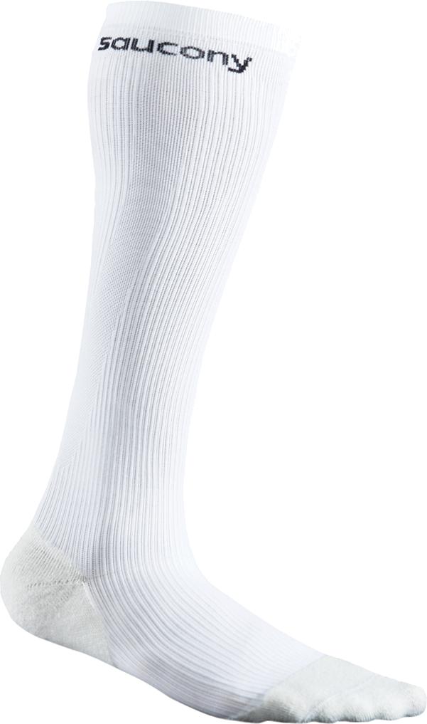 Saucony White Socks PNG Image