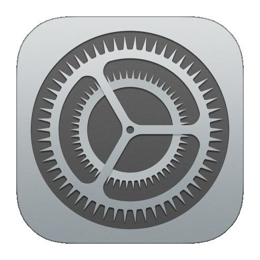 Settings Icon iOS 7