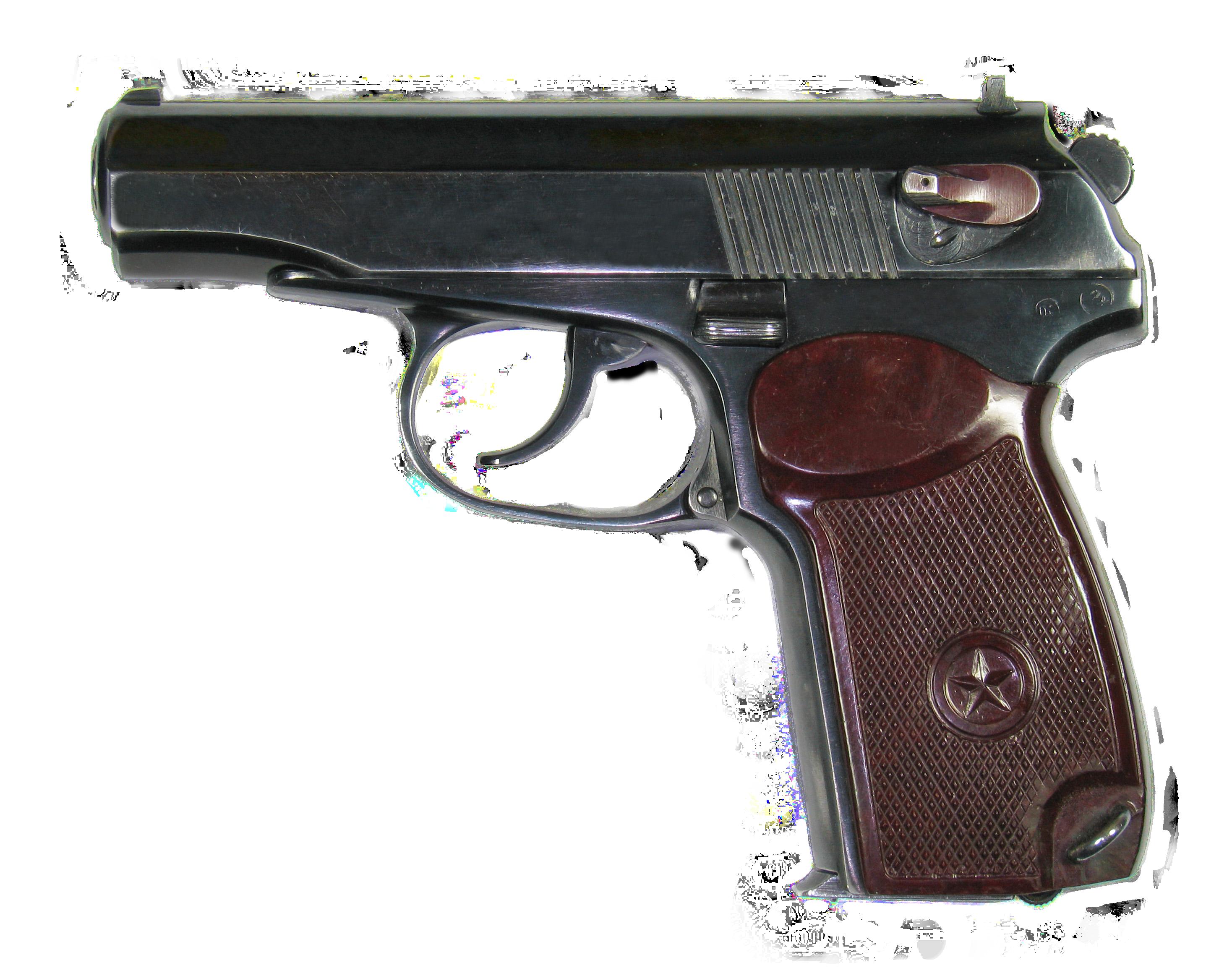 Sherriff gun