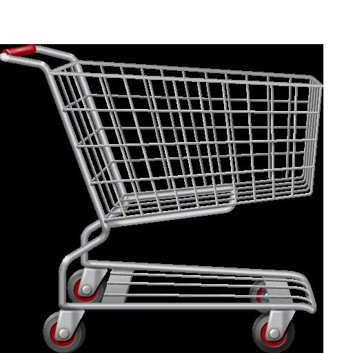 Shopping Cart Transparent