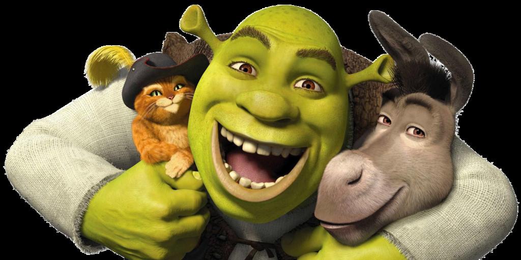 Shrek Cat And Burro