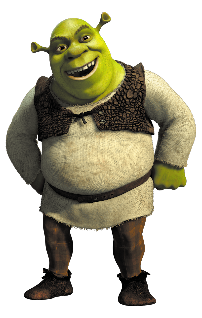Shrek Smile