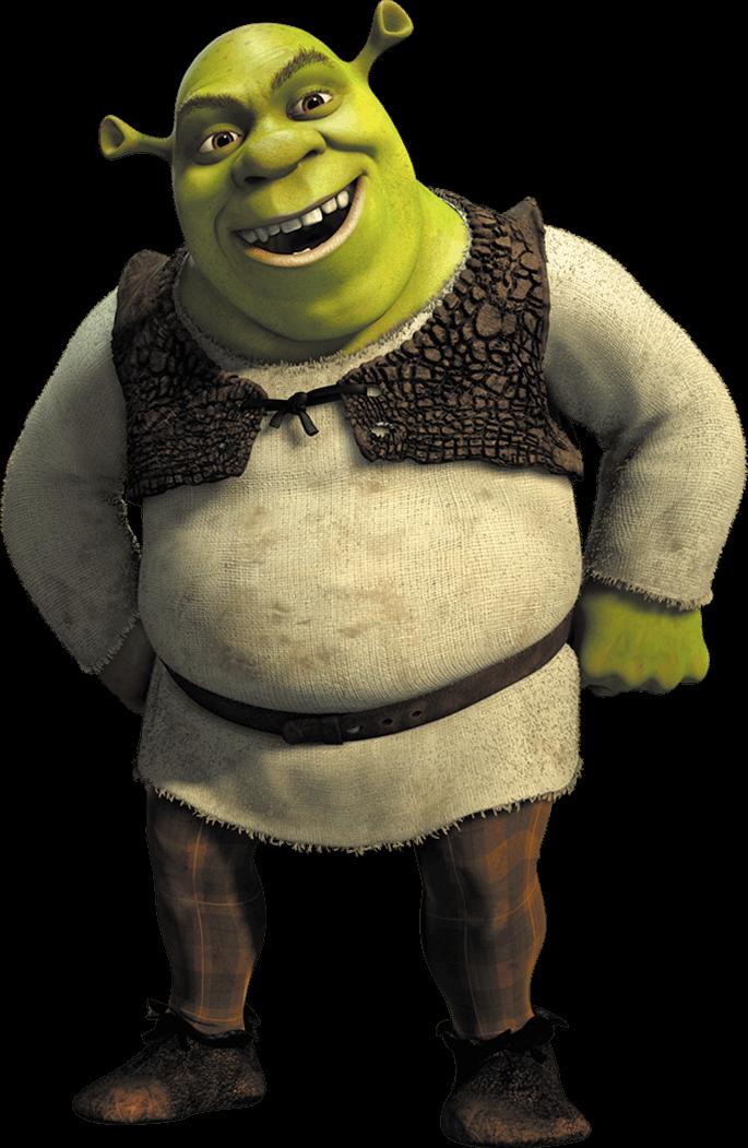 Shrek Smile