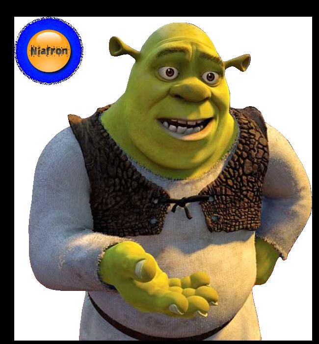 Shrek PNG Image