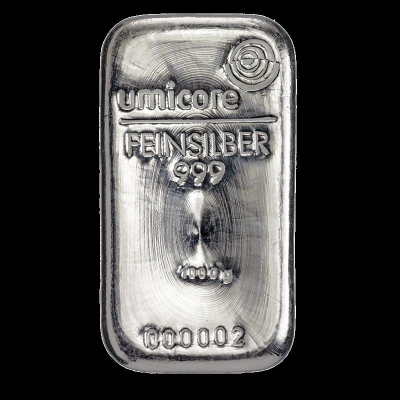 Silver Bars PNG Image