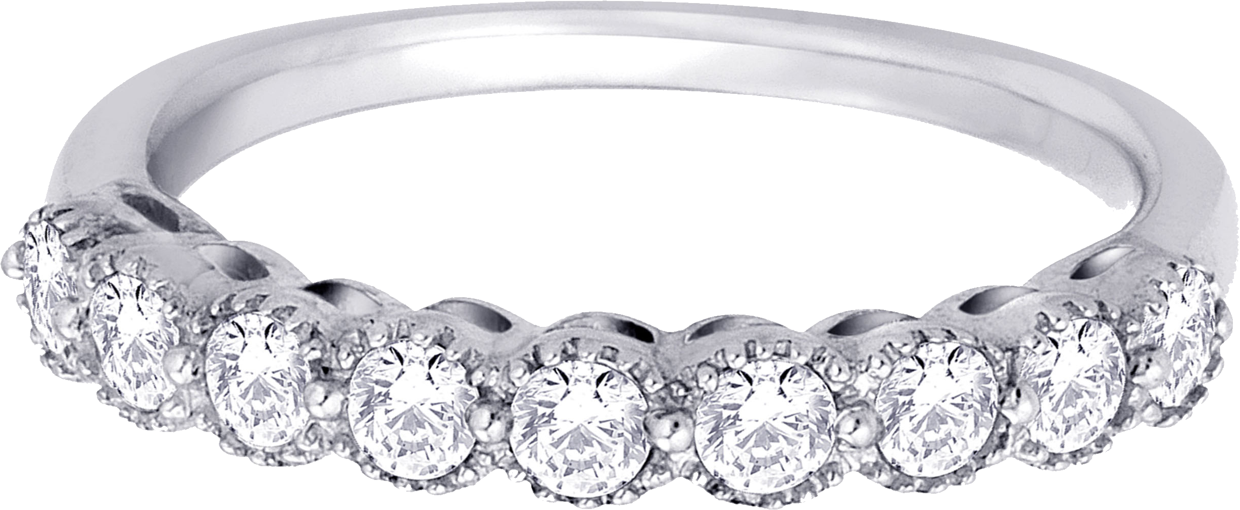 Silver Jewellery PNG Image