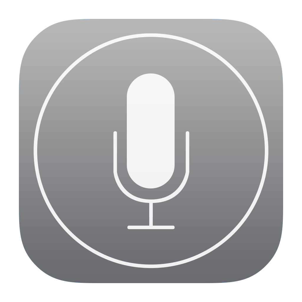 Siri Icon PNG Image