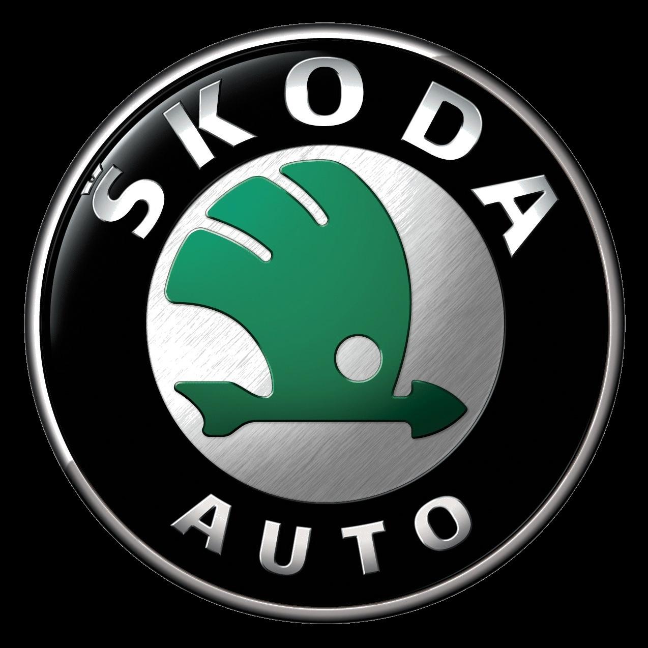 Skoda Auto Logo PNG Image