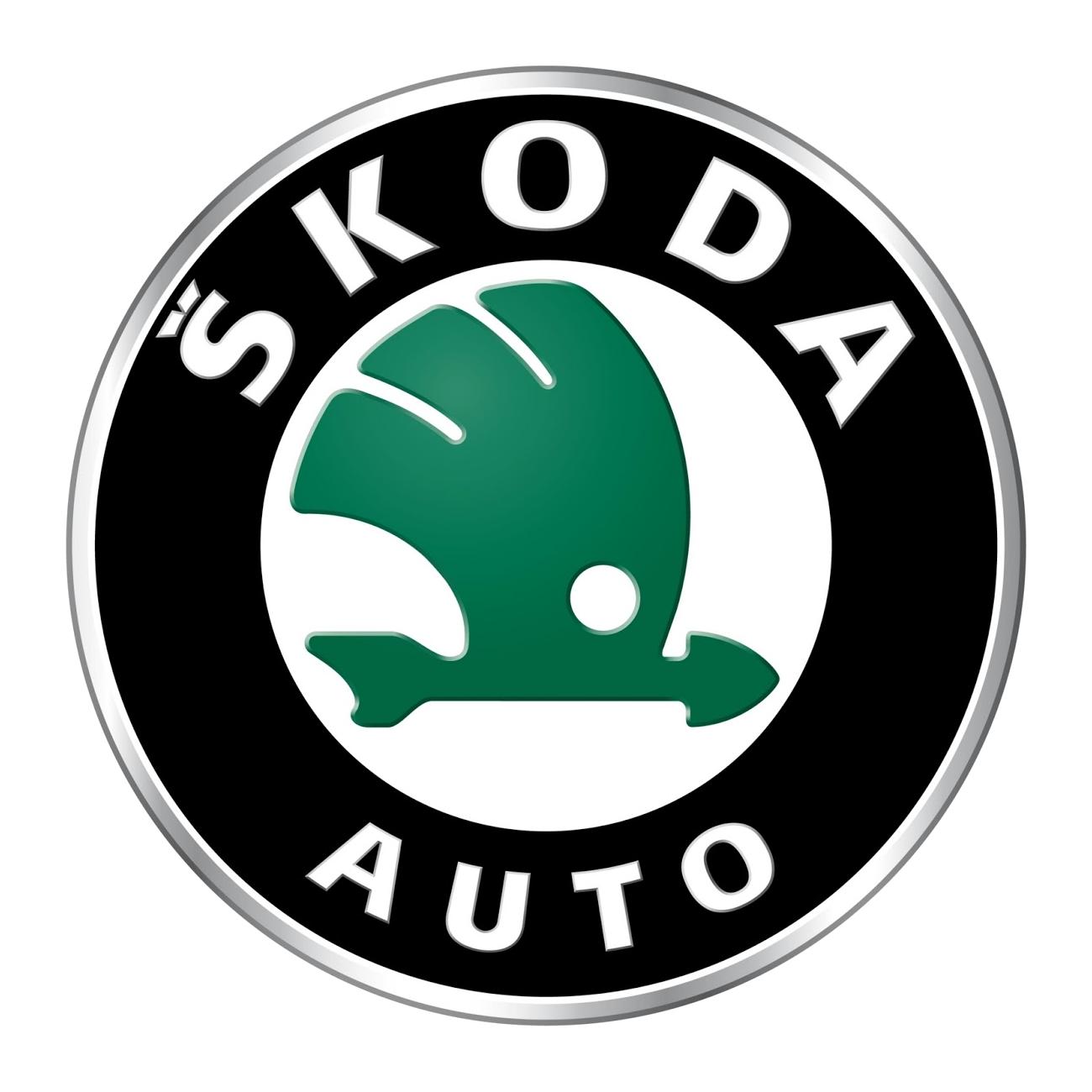 Skoda Car Logo PNG Image