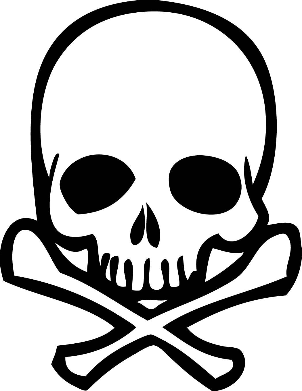 Waffen Ss Symbol Skulls PNG Image - Pur...