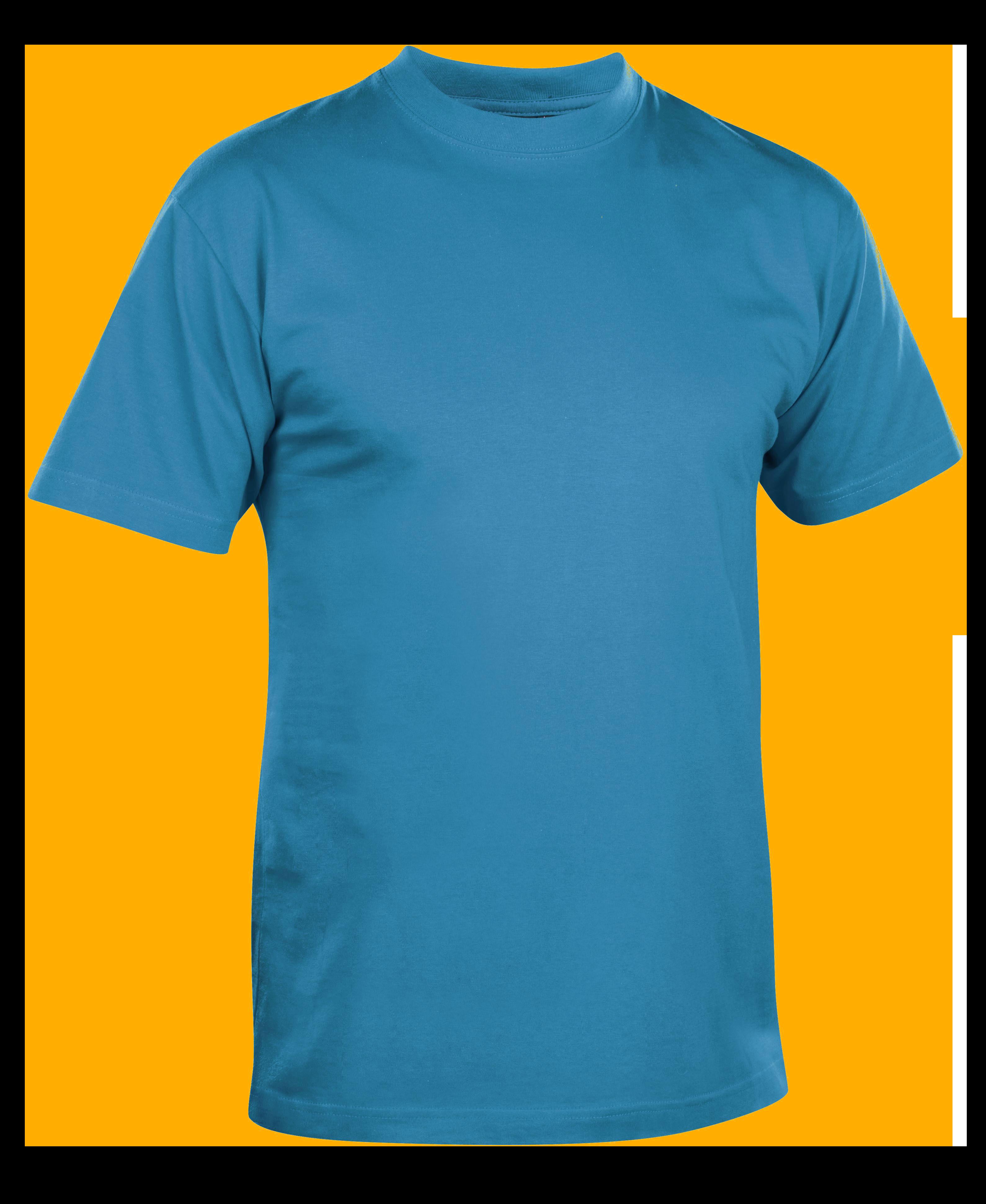 Sky Blue T-Shirt PNG Image - PurePNG | Free transparent ...