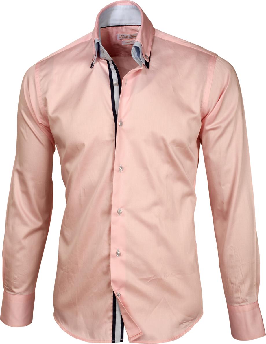 Slim Fit Men's Full Shirts PNG Image