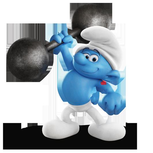 Smurf PNG Image