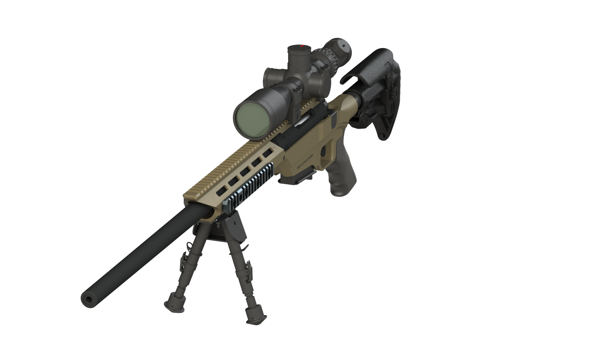 Sniper Clipart PNG Image