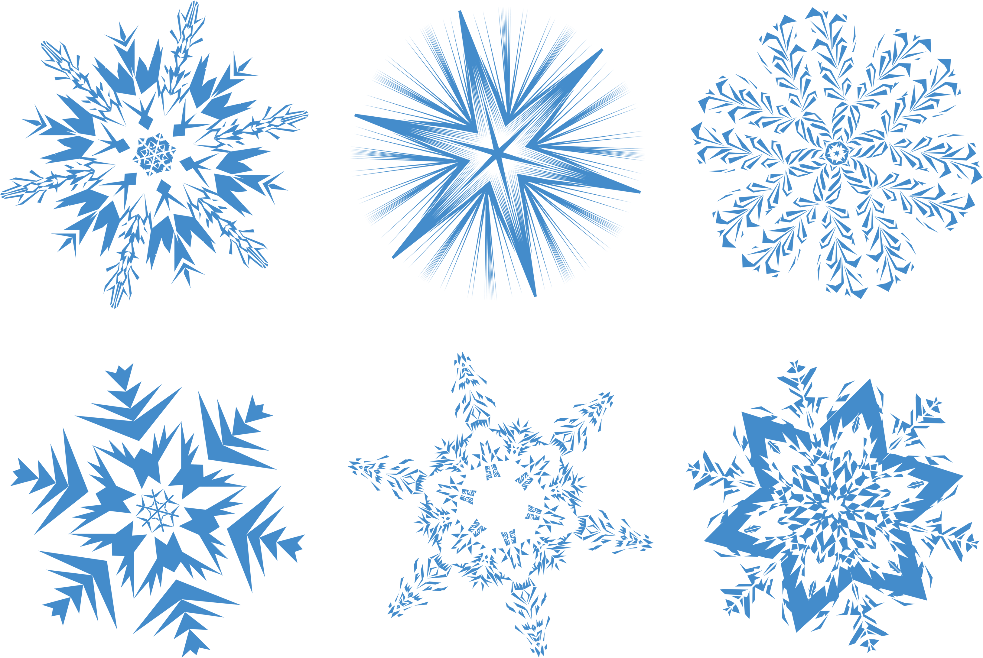 Snowflakes PNG Image - PurePNG | Free transparent CC0 PNG ...