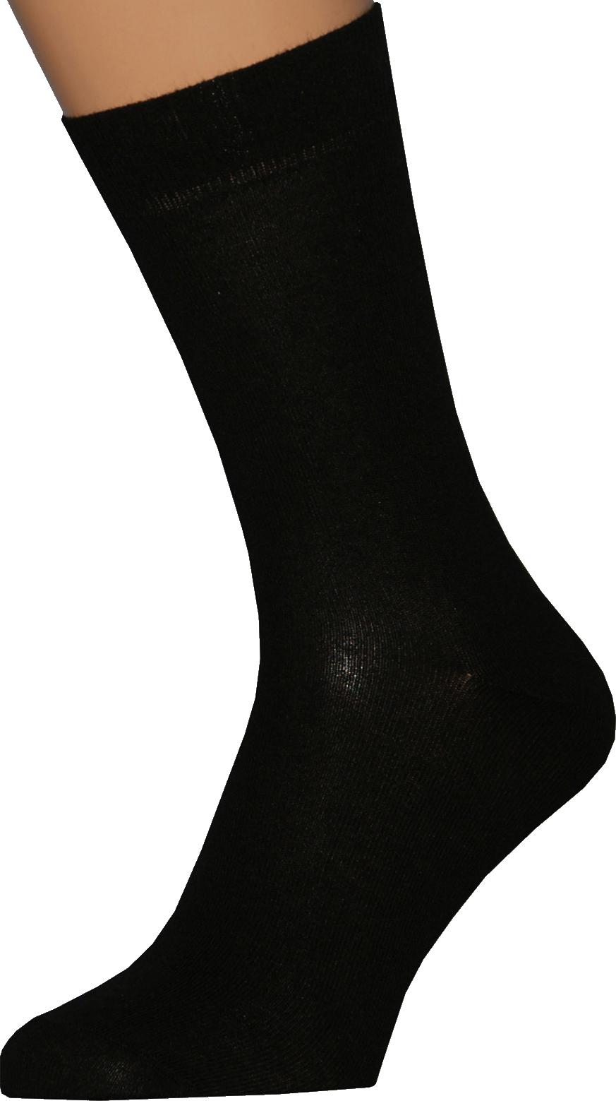 Socks Black PNG Image