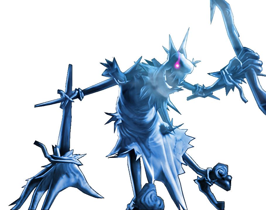 Spectral Fiddlesticks Skin Splashart PNG Image