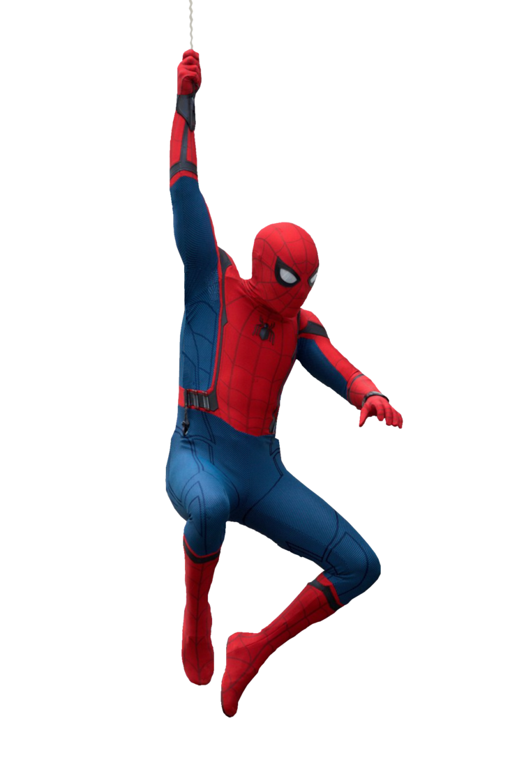 SpiderMan Home Coming PNG Image