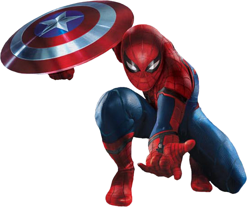SpiderMan  Shield PNG Image