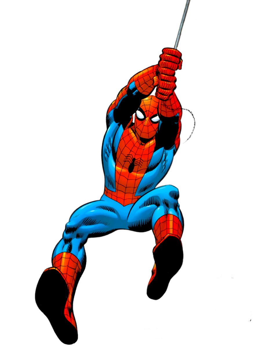 Spidey PNG Image