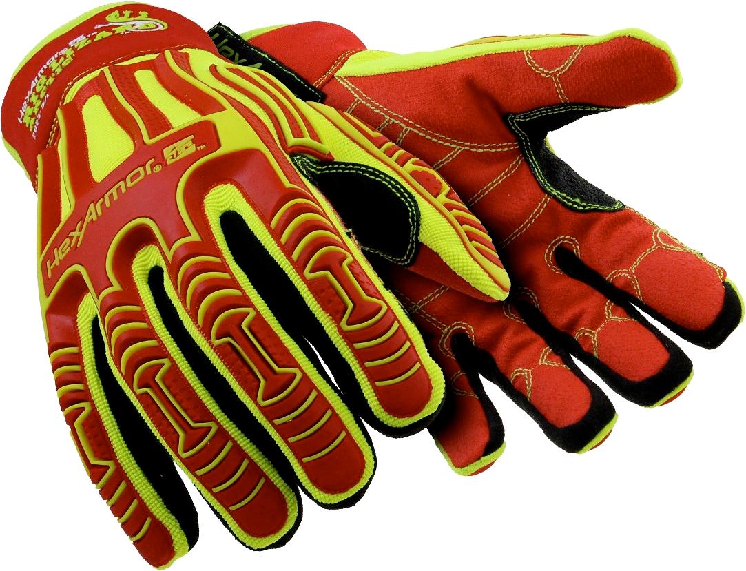 Sport Gloves PNG Image