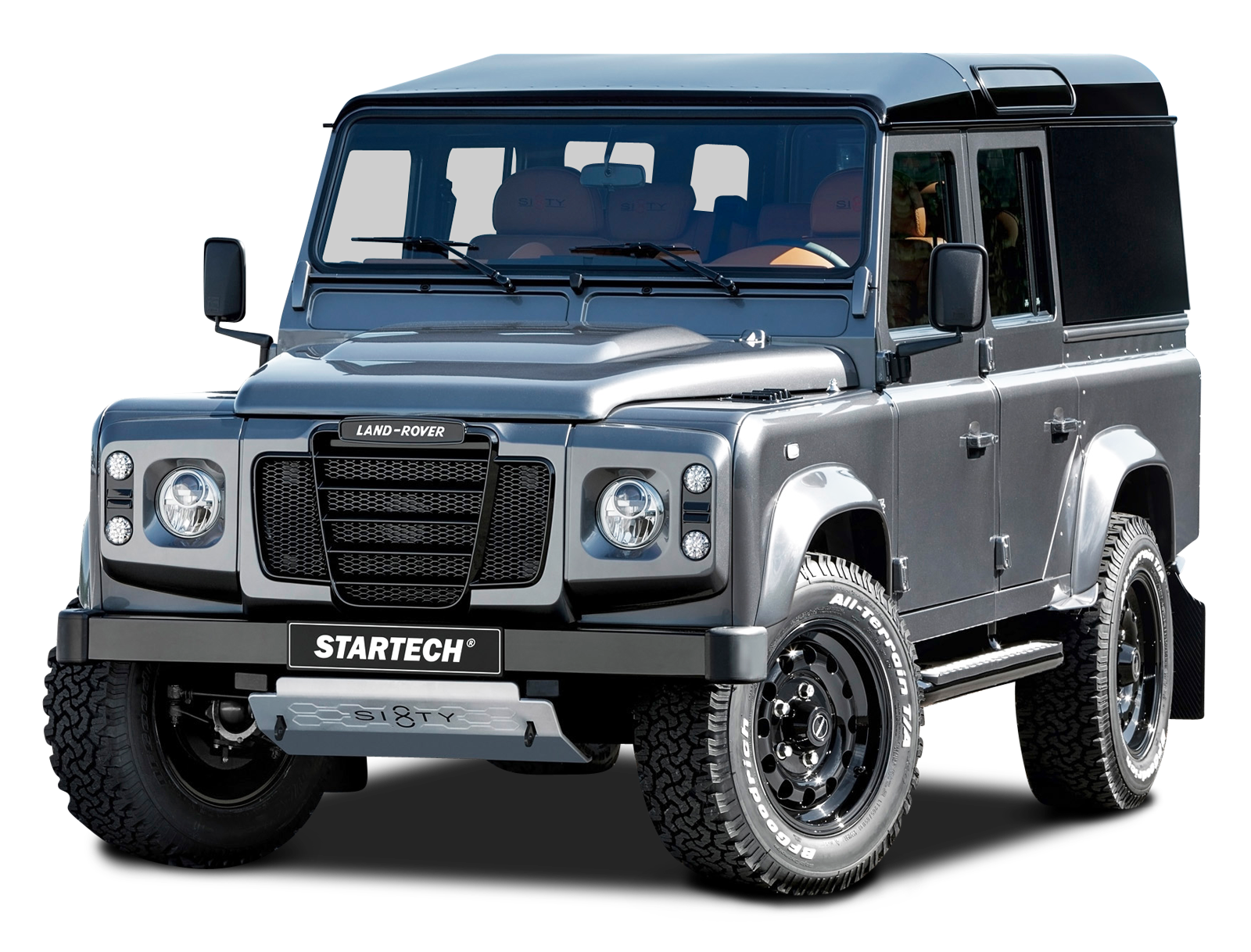 Startech Land Rover Defender Sixty8 Car