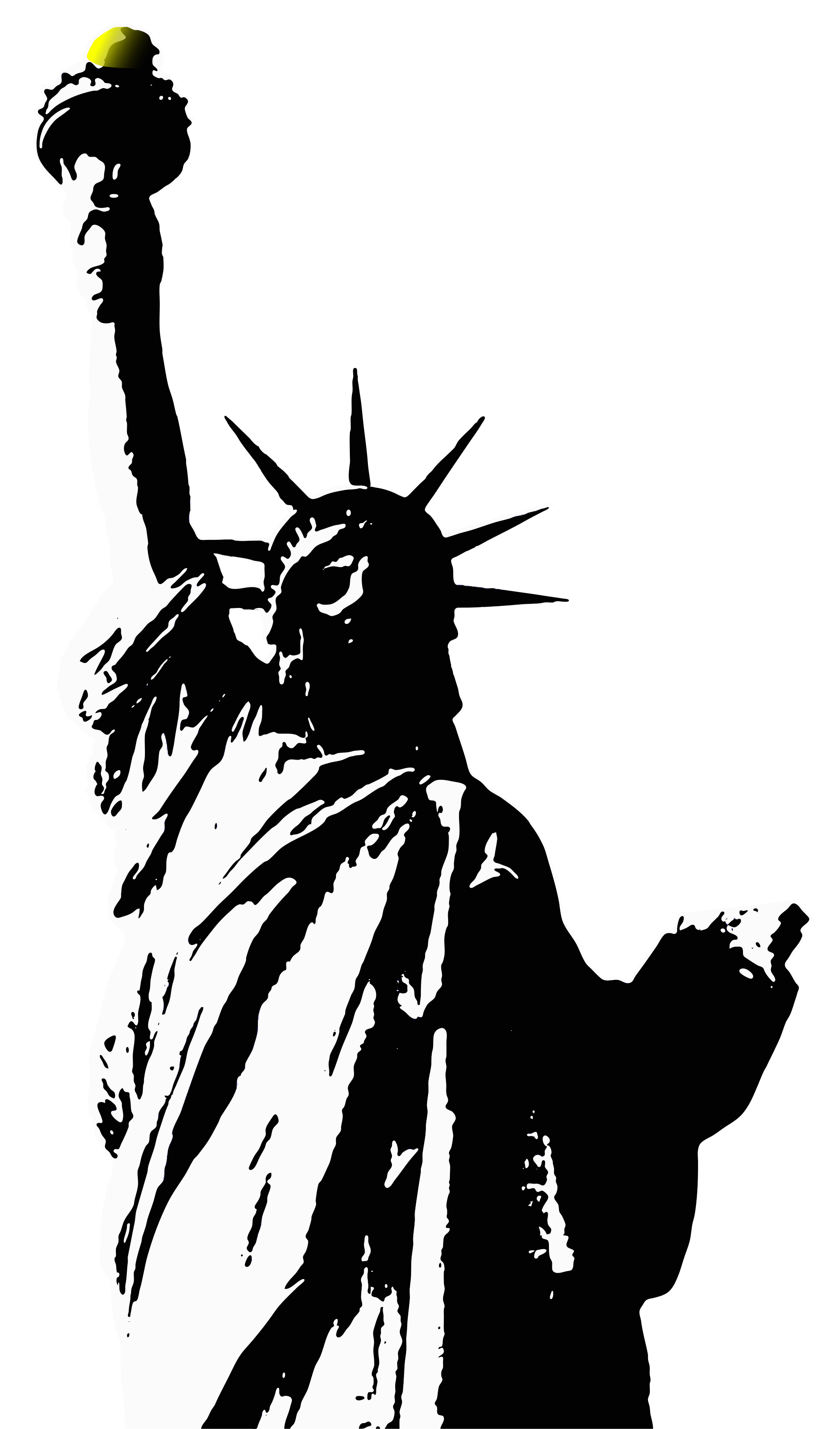 Statue Of Liberty PNG Image