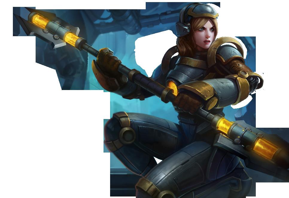 Steel Legion Lux