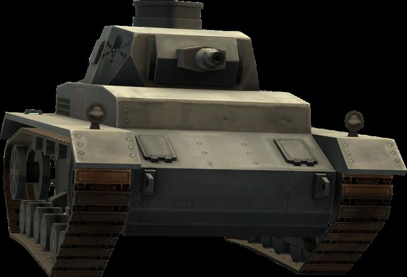 Steel tank PNG Image