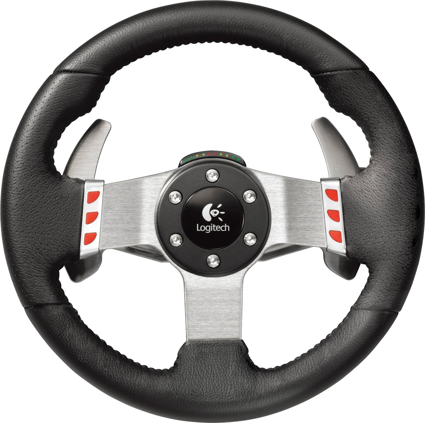 Steering Wheel PNG Image
