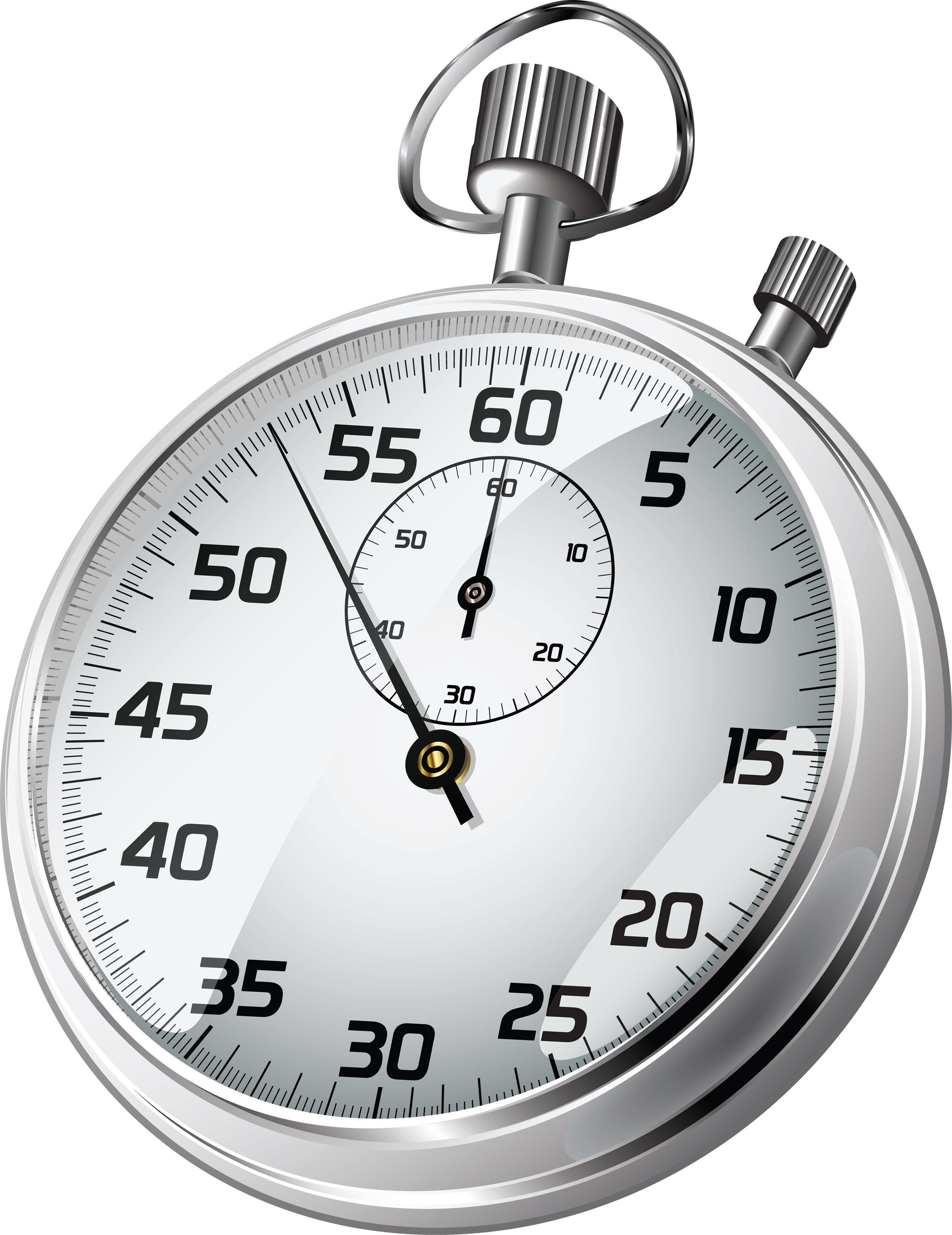 Stop Watch PNG Image