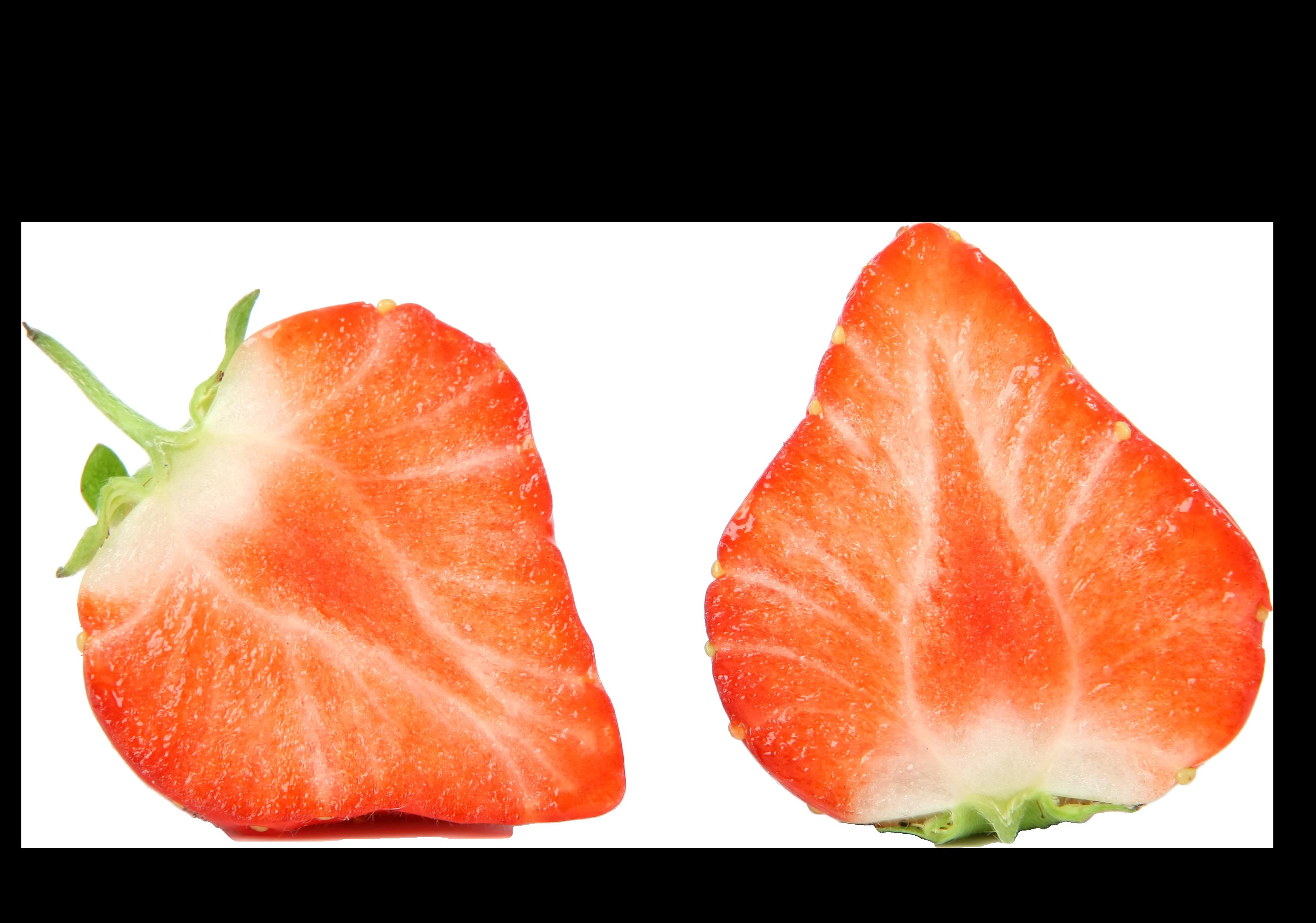 Strawberry Halved