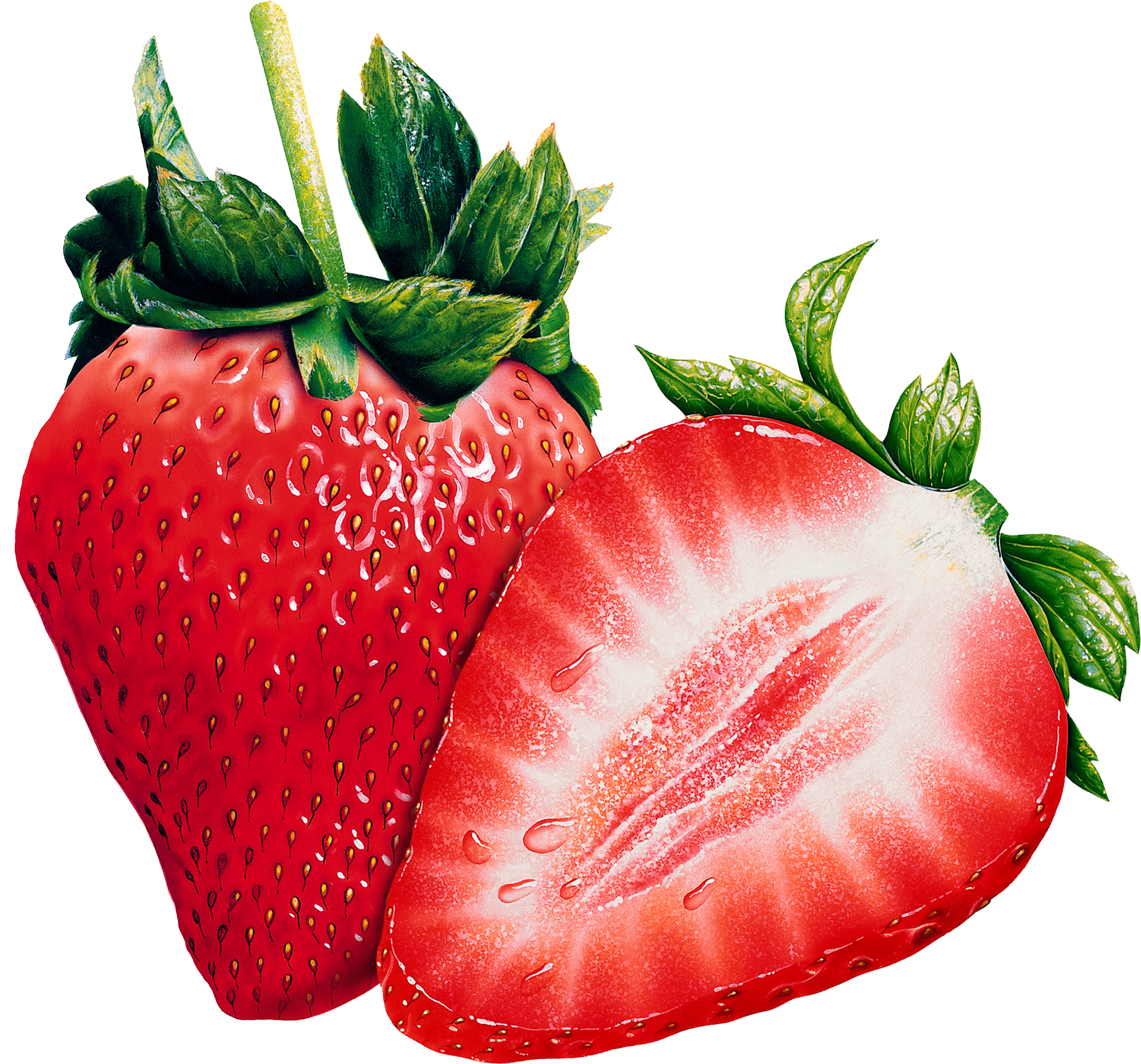 Strawberrys PNG Image