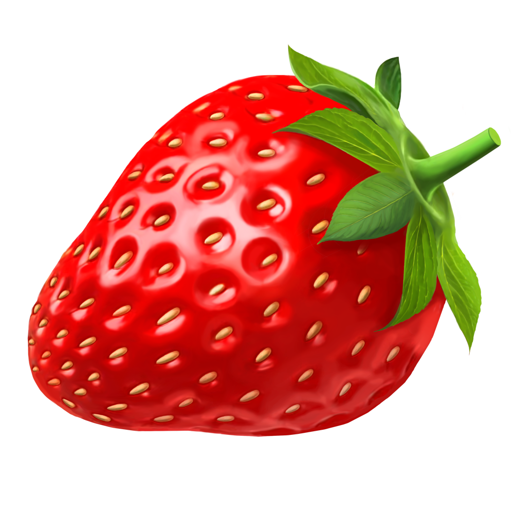 Strawberry PNG Image - PurePNG