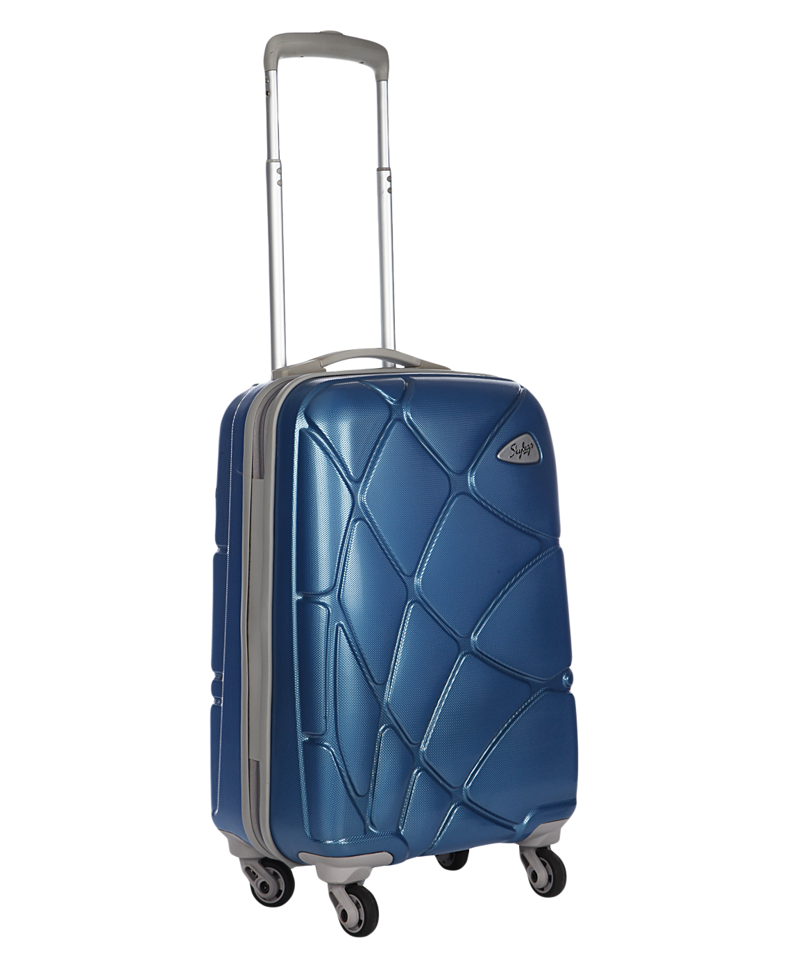Strolley Suitcase Luggage PNG Image